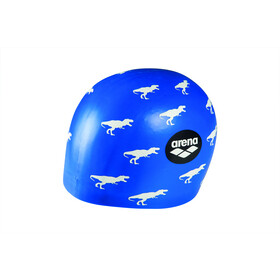 arena Poolish Moulded Cap dino blue